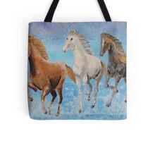 Horses from Troy Tote Bag