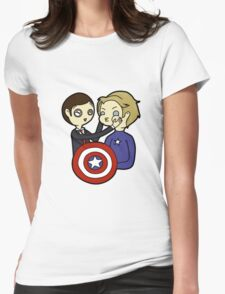 Goddammit, Coulson Womens Fitted T-Shirt