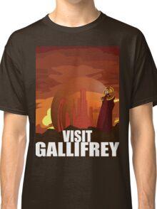 Visit Gallifrey Classic T-Shirt