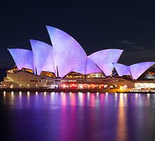 Sydney Opera House  by Philip Mack