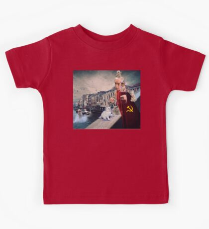 Ron Paul Kittens! Kids Tee
