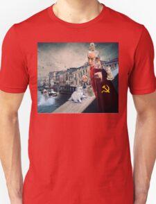 Ron Paul Kittens! Unisex T-Shirt