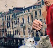 Ron Paul Kittens! Sticker