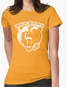 Bad News '76 (White Print) Womens T-Shirt