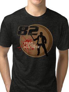 Year Of The Machete Tri-blend T-Shirt