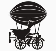Airship Cyclist VRS2 Kids Clothes