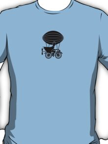 Airship Cyclist T-Shirt