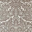 Vintage Gray Pattern by KarterRhys