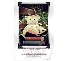 For the children... Poster