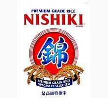 Nishiki Full Color Design Unisex T-Shirt