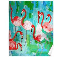 Flamingos 2 Poster