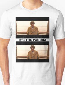 It's the PAGODA - Mr. Pagoda T-Shirt