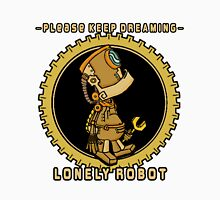 Lonely Robot: Tinkering Thinker Unisex T-Shirt