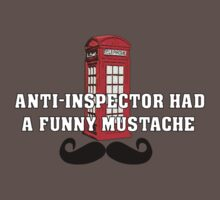 The Anti-Inspector Kids Clothes