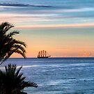 Sunrise in Spain  by Irene  Burdell