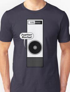 Jupiter Rocks! (B&W Print) T-Shirt