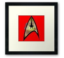 Star Trek Framed Print