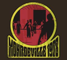 Monroeville, 1978 by GritFX