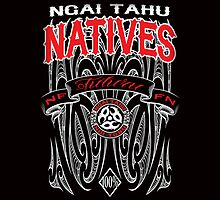 Ngai Tahu Natives Rocker by Revolution Aotearoa
