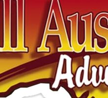 Russell Coight's All Aussie Adventures Sticker