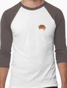 Russell Coight's All Aussie Adventures Men's Baseball ¾ T-Shirt
