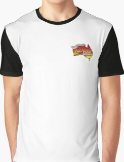 Russell Coight's All Aussie Adventures Graphic T-Shirt