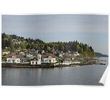 Mukilteo Lighthouse Park Poster