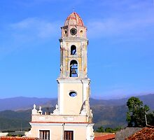 the bell tower of Convento de San Francisco by supergold