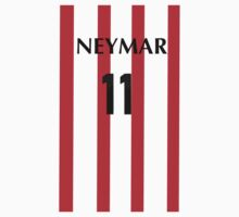 Neymar jersey by bradsipek