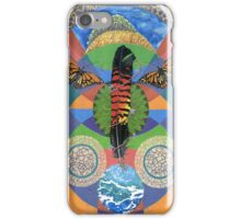 raingoddess iPhone Case/Skin