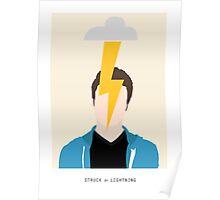 Carson Phillips - Struck By Lightning Poster Poster
