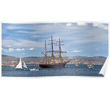 James Craig, Hobart, Tasmania #2 Poster