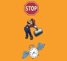 Stop Hammertime by bradsipek