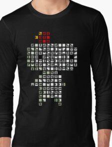 Fez Tiles Long Sleeve T-Shirt
