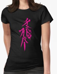 Dangan Ronpa: Genocider Syo Bloodstain Fever (plain) Womens Fitted T-Shirt