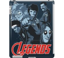 THE LEGENDS iPad Case/Skin