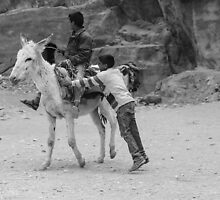 Petra Playtime  by Pippa Carvell