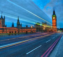 House Of Parliament, London by expo15