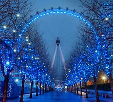 London Eye by expo15