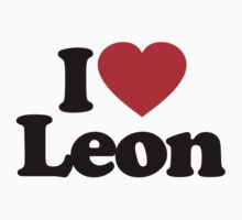 I Love Leon by iheart