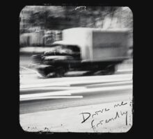 Drive me friendly 2 (for dark clothes) by gpetuhov