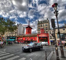 Moulan Rouge- Paris france by expo15