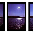Avon Dam Reservoir. by AlysonArtShop