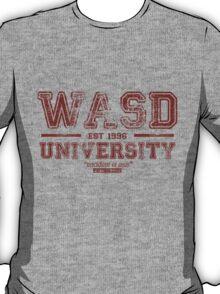 WASD University Red T-Shirt