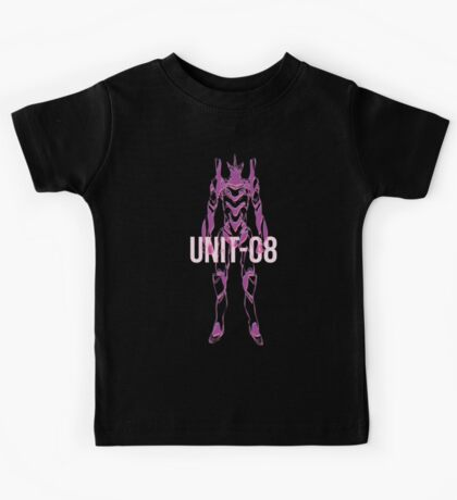Duotone Overprint series: Unit-08  Kids Tee