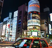 Ginza Lights by ColBCadell
