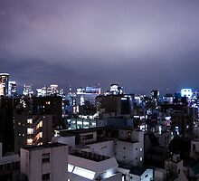Ghosts Over Japan by ColBCadell