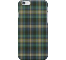 02528 El Paso County, Colorado E-fficial Fashion Tartan Fabric Print Iphone Case iPhone Case/Skin