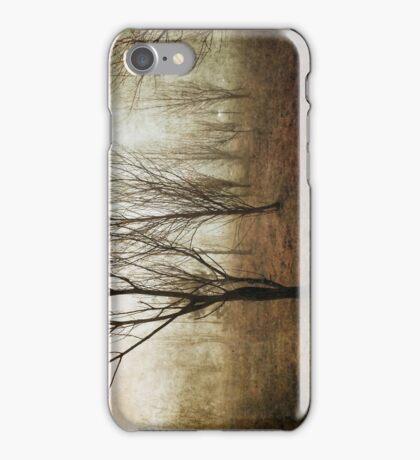 Foggy Campbell Park iPhone Case/Skin