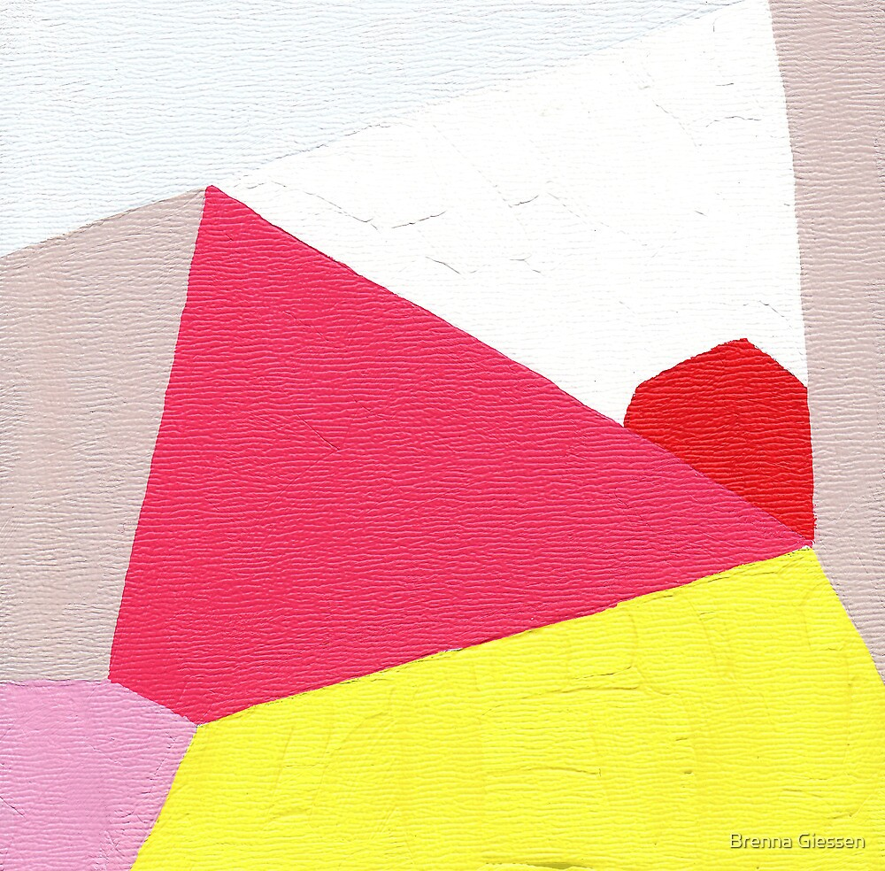 Abstract Angles by Brenna Giessen